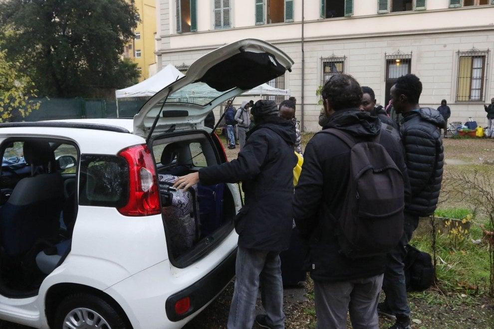 Firenze, i somali convinti a lasciare lo stabile dei Gesuiti