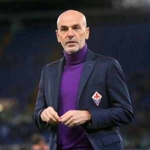 """Fiorentina, Pioli: """"E' l'ora di tornare a vincere"""""""