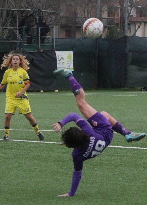 Fiorentina Women's, vittoria contro il Chievo Verona