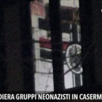 Firenze, il carabiniere della bandiera neonazista: