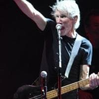 Roger Waters in concerto sotto