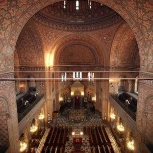 Effetto S.Croce: la sinagoga pronta a chiudere per rischio di crolli