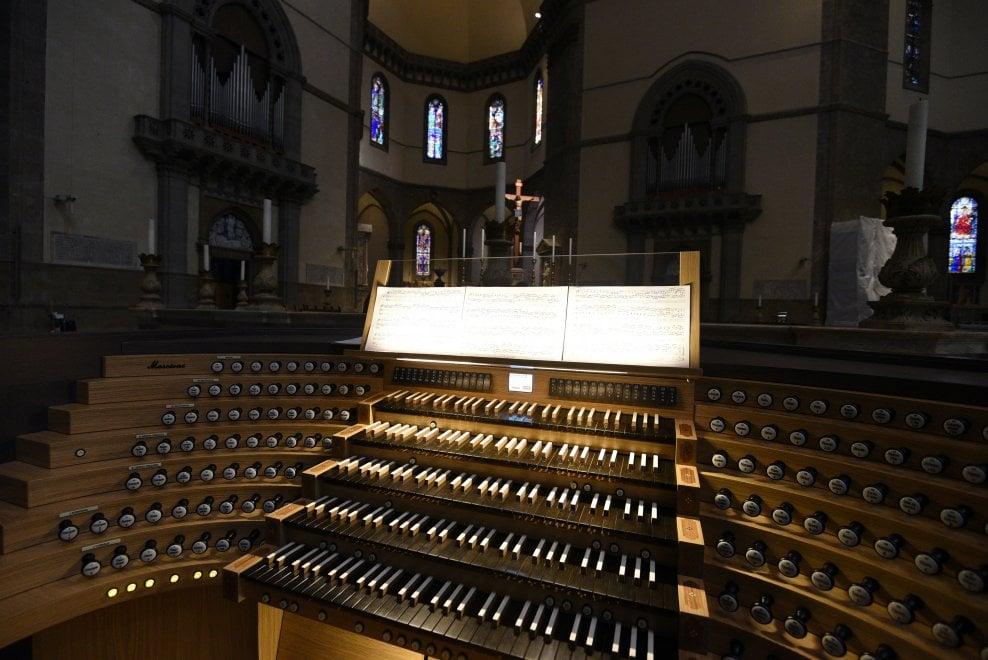 Firenze, l'organo del Duomo si amplia e diventa digitale