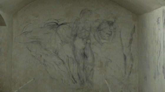 Firenze, la stanza segreta di Michelangelo aprirà al pubblico dal 2020