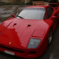 Le mitiche rosse in mostra. Festa per i 70 anni Ferrari