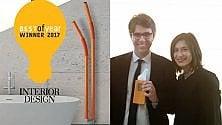 """Uno studio di Prato  si aggiudica """"l'Oscar"""" dell'interior design"""
