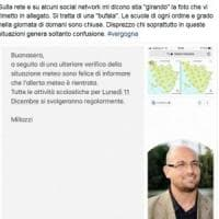 Toscana, le fake news sul meteo: