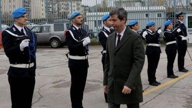 """Consiglio comunale a Sollicciano con il ministro. I detenuti: """"Dateci acqua calda e riscaldamento"""""""