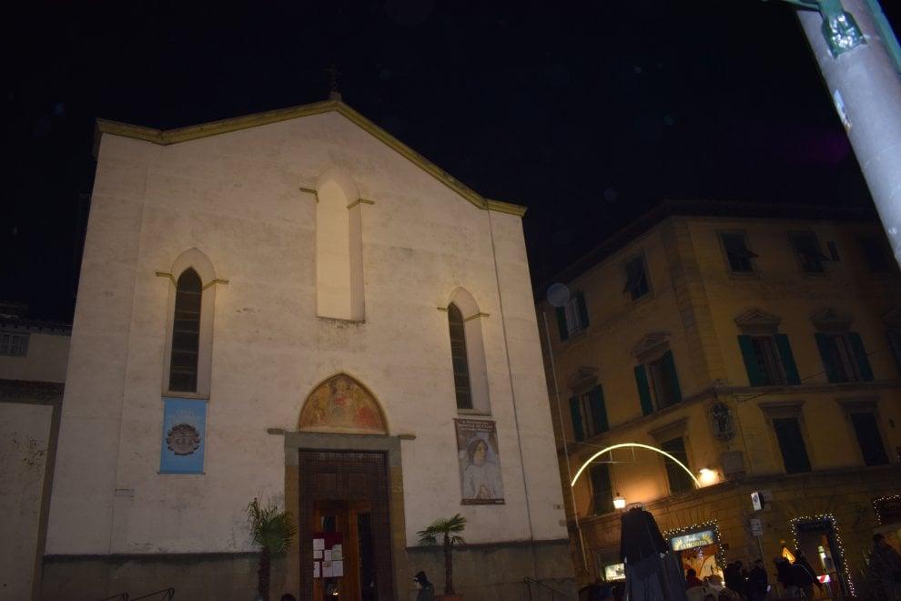 Firenze, nuova luce sulla chiesa di Sant'Ambrogio