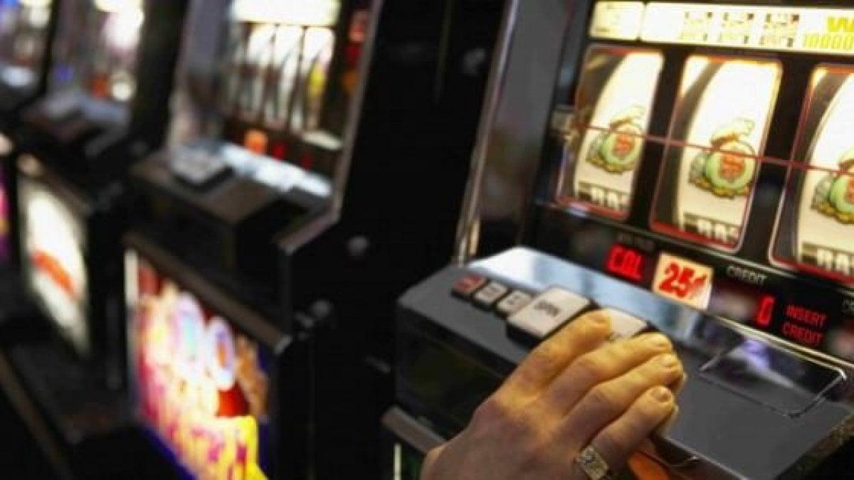 Patrimoniale slot machine