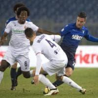 Coppa Italia, Fiorentina eliminata in semifinale ci va la Lazio