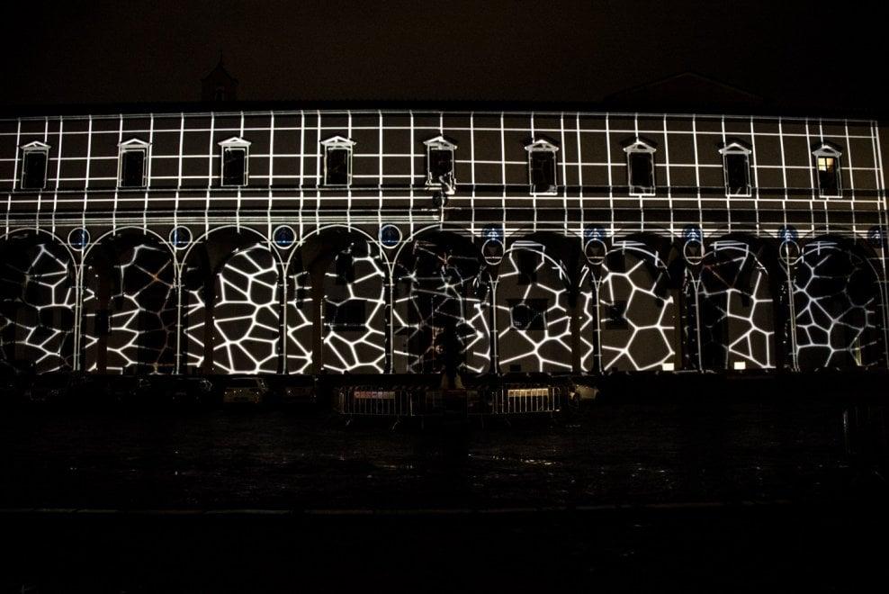 Firenze, Santissima Annunziata: prove tecniche di Capodanno
