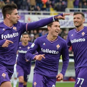 """Fiorentina, Simeone si promuove: """"Voglio continuare così"""""""