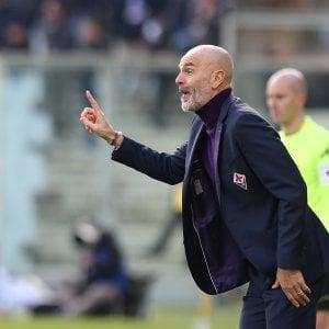 """Fiorentina, Pioli: """"Con l'Inter vogliamo la notte perfetta"""""""