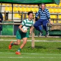 Rugby, il miracolo di Pietro: dal letto d'ospedale al sogno della serie
