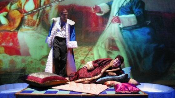 Firenze, al teatro di Rifredi torna l'Ultimo harem