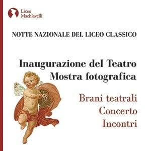 Incontri, mostre e concerti al Liceo Machiavelli di Firenze
