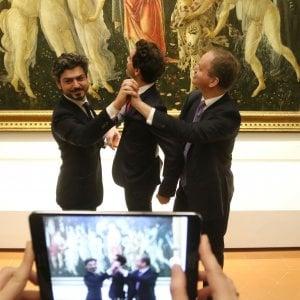 """Uffizi, è boom sui social. E Schmidt esulta: """"Due anni fa non c'era neanche il sito"""""""