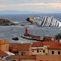 Sei anni dal naufragio della Costa Concordia, il ricordo sull'Isola del Giglio