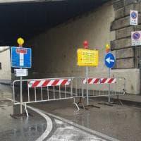 Firenze, chiusa via del Romito: grossi disagi al traffico
