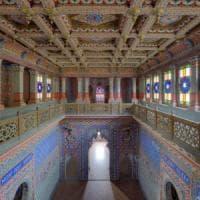 """Il castello di Sammezzano nella lista dei 12 monumenti """"più a rischio"""" d'Europa"""