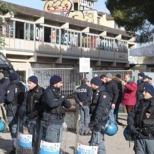 Firenze, occupazione lampo in via del Romito