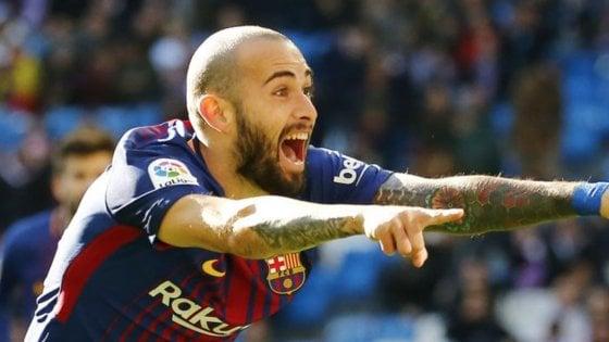 Roma, obiettivo Aleix Vidal del Barcellona. Monchi lo vuole in prestito