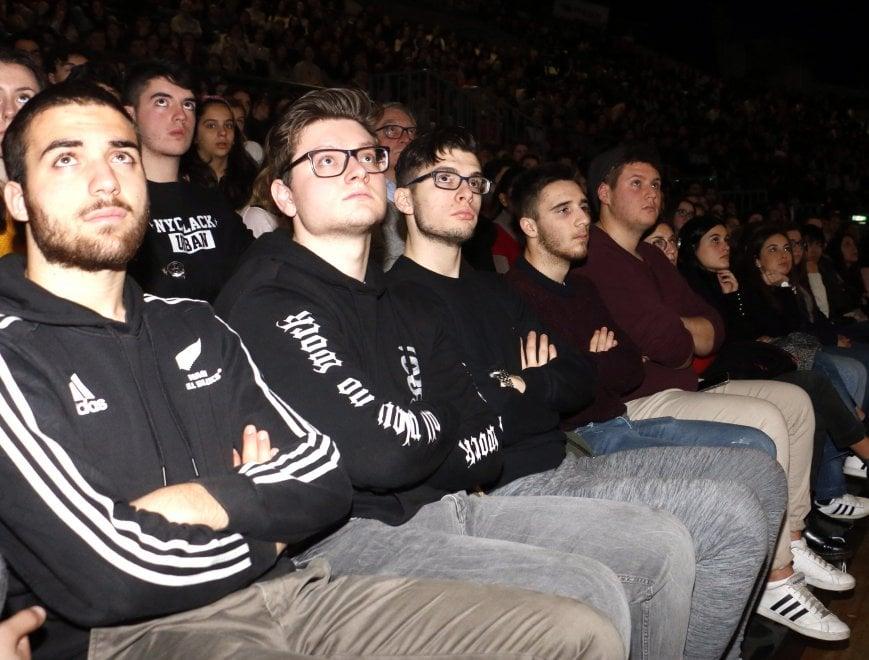 Firenze, ottomila studenti al Mandela per la Giornata della Memoria