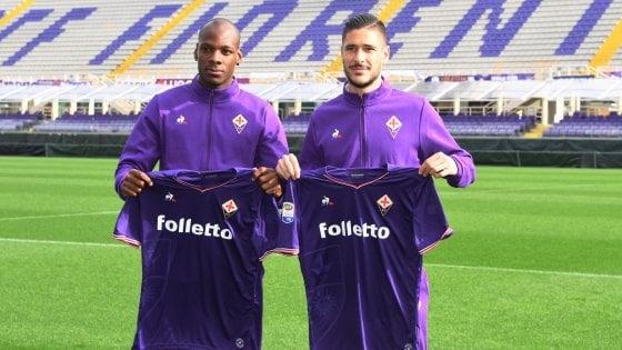 Terza Maglia Fiorentina BRYAN DABO