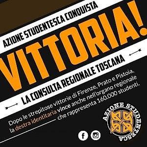 Toscana, la conquista della destra alle elezioni degli studenti