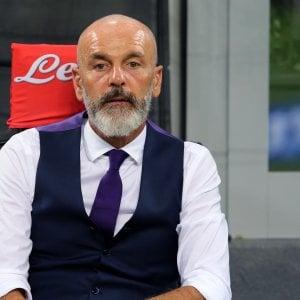 """Fiorentina, Pioli: """"Sappiamo quanto sia importante la sfida con la Juve. Bernardeschi? Mi tengo il mio Fede"""""""