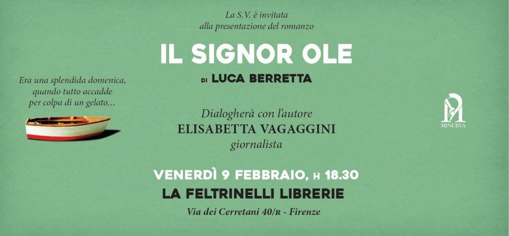 """Da Feltrinelli si presenta il libro """"Il signor Ole"""": """"Un amore e un gelato squagliato, così nacquero i motori Evinrude"""""""