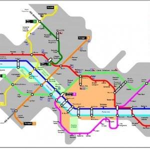 Otto linee e fermate stile metro: Firenze avrà la sua Bicipolitana