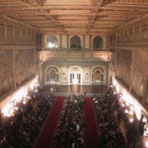 San Valentino a Firenze, 1195 coppie festeggiano le nozze d'oro a Palazzo Vecchio