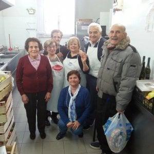 A Empoli lo chef di 86 anni mette tutti a tavola