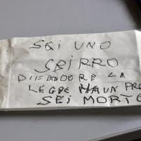 Lettera con minacce di morte e due proiettili al presidente del parco del Casentino