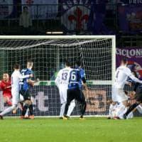 Fiorentina al pareggio in un campo difficile
