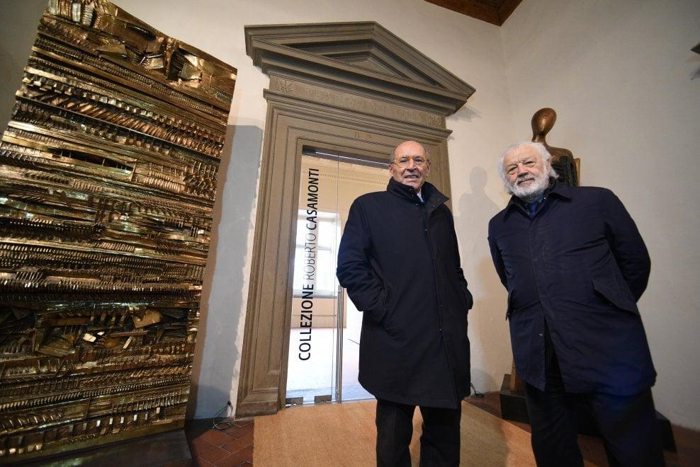 Firenze, una nuova casa per l'arte del '900