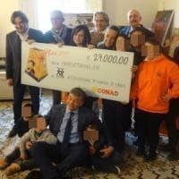 Firenze, Conad Tirreno e Trisomia 21 insieme per la solidarietà