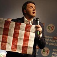 """Firenze, Renzi: """"Una delle campagne più brutte degli ultimi anni"""""""