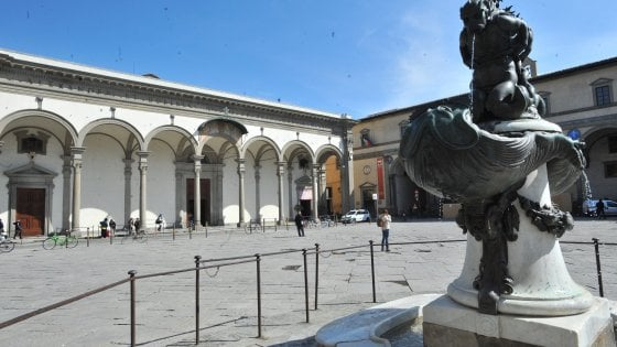 In Florence: Chocolate & Cheap Museums