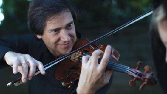 Firenze, alla Pergola la musica del violino misterioso