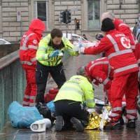 Firenze, uomo ucciso sul ponte Vespucci