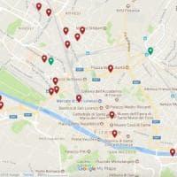 Street art a Firenze, arriva la mappa delle opere