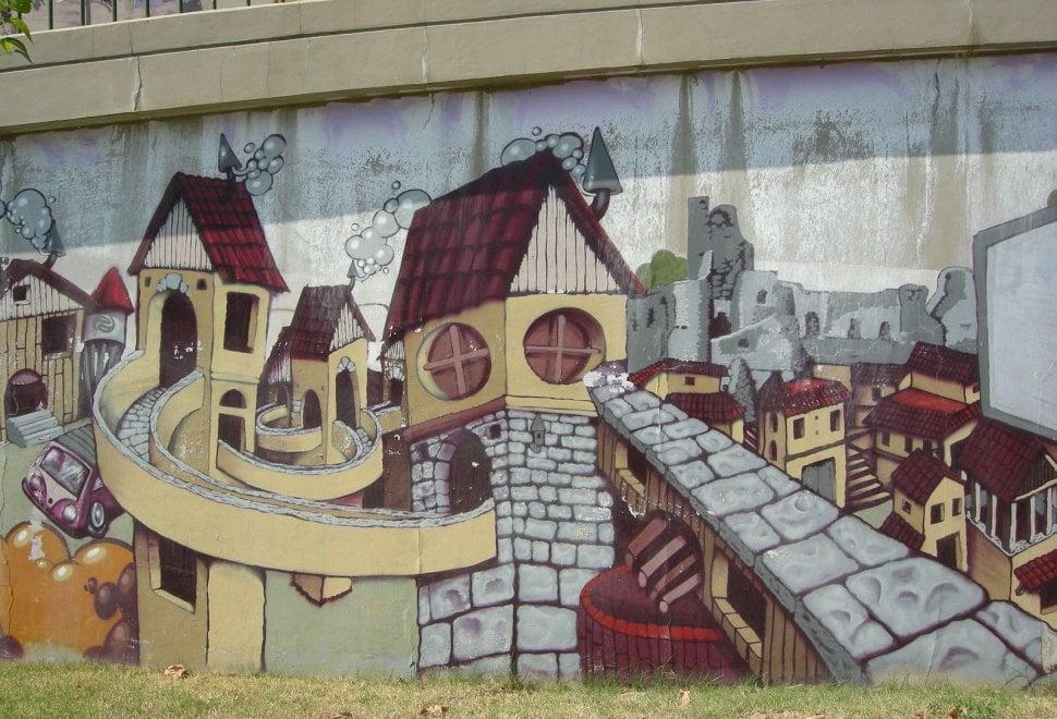 Murales e graffiti invadono Firenze: ora c'è la mappa della street art