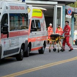 Incidenti sul lavoro: cede lucernario, grave operaio a Montemurlo