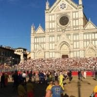 Calcio storico: addio a Michele Dei, ex calciante dei Verdi