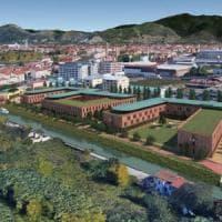 Pisa, l'ex area Piaggio diventa uno studentato con 800 camere
