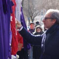 Fiorentina, Andrea Della Valle al fianco della squadra