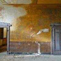 In una villa abbandonata nel Fiorentino spuntano gli affreschi di Galileo